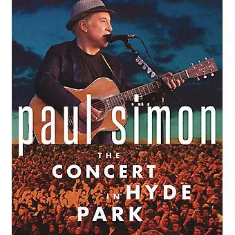 Paul Simon - concierto en la importación de los E.e.u.u. de Hyde Park [CD]