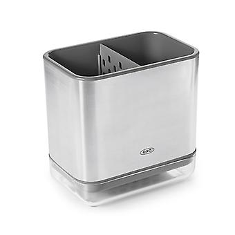 Oxo godt greb rustfrit stål Sinkware Caddy