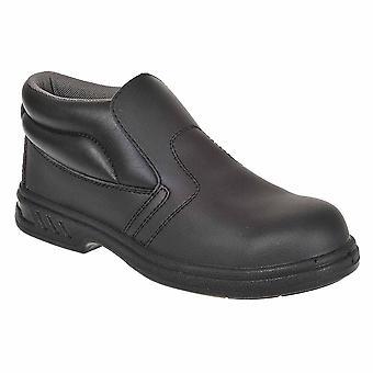 sUw Mens Steelite Slip On Work Safety Workwear Ankle Boot S2