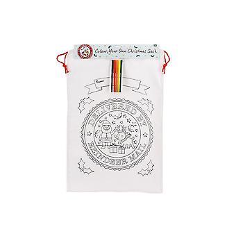 CGB Geschenkartikel Weihnachten Farbe von Rentier Mail Sack geliefert