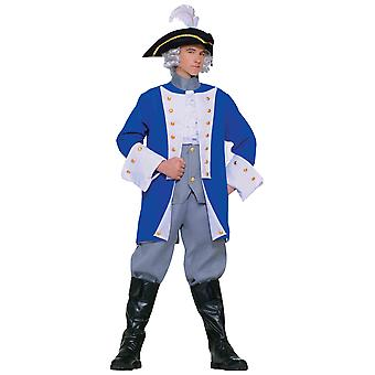 Colonial o General George Washington patriótico histórico Mens traje STD