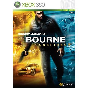 Robert Ludlums The Bourne Conspiracy (Xbox 360) - New