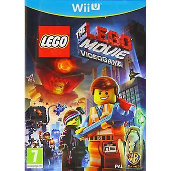 The LEGO Movie Videogame (Nintendo Wii U) - New