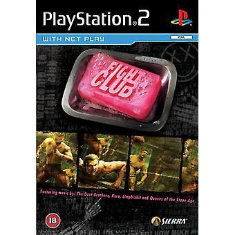 Fight Club (PS2) - Ny fabrik förseglad
