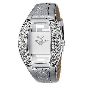 PUMA montre pierres de vitalité argent bracelet montre femme PU101172002