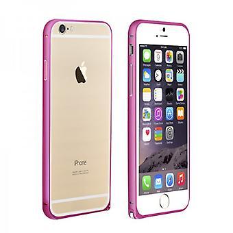 Original LOVE MEI metal of bumper Pink for Apple iPhone 6 4.7