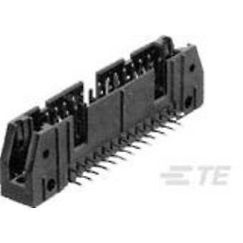 TE Connectivity Pin nauhat yhteystiedot välistys: 2.54 mm nastat määrä: 20 nro rivien: 2 1 PCs()