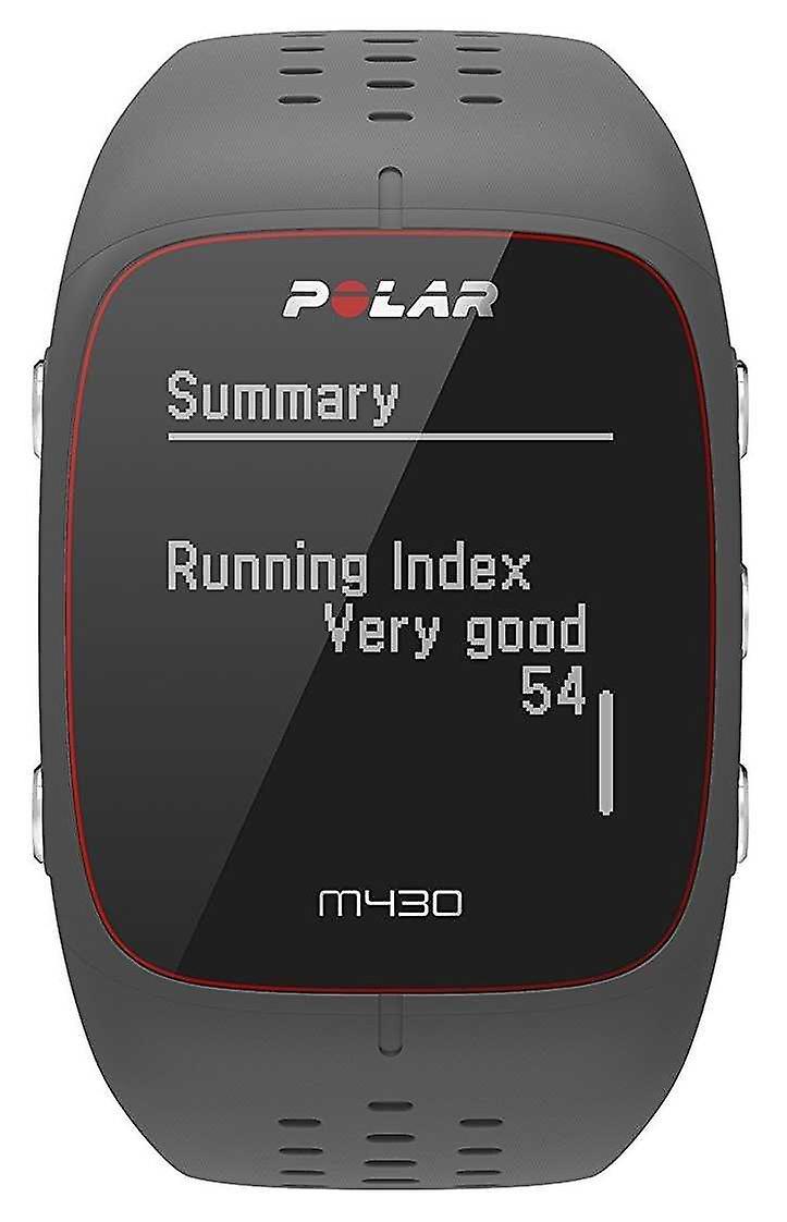 Polar M430 Grey Rubber Sports | 90064404 Watch