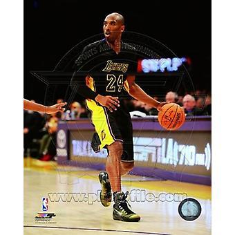Kobe Bryant 2014-15 ação esportes foto (8 x 10)
