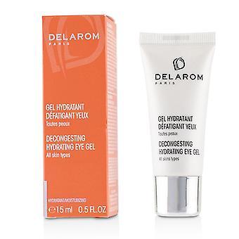 Delarom Decongesting Hydrating Eye Gel - 15ml/0.5oz
