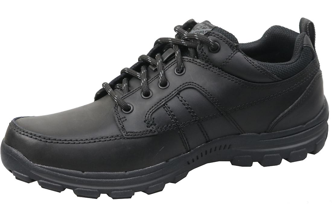 Skechers più coraggioso Rosario 65580-BLK Mens sneakers Zp378Y