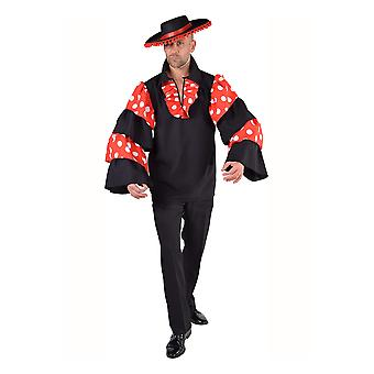 Homens roupas blusa de luxo espanhola de homens para homens