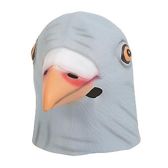 Pigeon Mask Latex