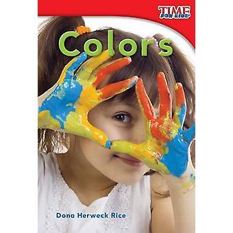 Kleuren van Dona Herweck Rice - 9781433335662 boek