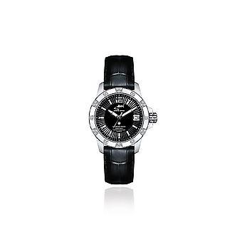 CHRIS BENZ - Diver Watch - DIAMOND DIVER Black Haven - CB-DD200-S-LBS