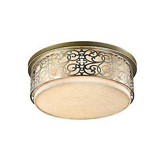 Maytoni verlichting Venera huis plafondlamp, goud