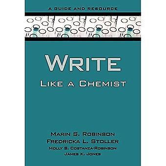 Napisz jak chemik: Podręcznik i zasobów