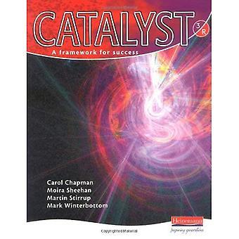 Catalyseur: livre de l'élève rouge 3