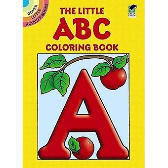 Le petit livre de coloriage de ABC: Dover petits livres d'activité