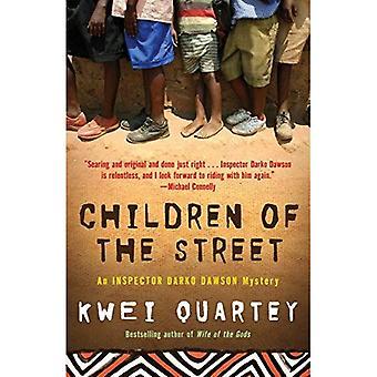 Enfants de la rue: un mystère de Darko Dawson inspecteur