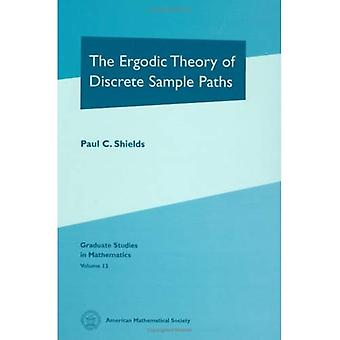La teoria ergodica dei discreti campione percorsi
