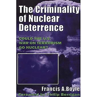 Criminality of Nuclear Detterence