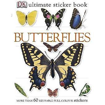 Vlinders ultieme Sticker Book