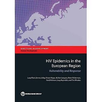 Les épidémies de VIH dans la région européenne: vulnérabilité et réponse (Directions in Development - développement humain)