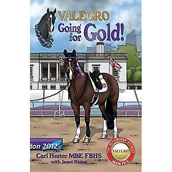 Valegro - indo para o ouro!: as histórias de mirtilo - livro 5 (as histórias de mirtilo)
