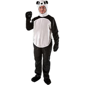 Orion Costumes Mens Panda Costume Jumpsuit Funny Novelty Animal Fancy Dress