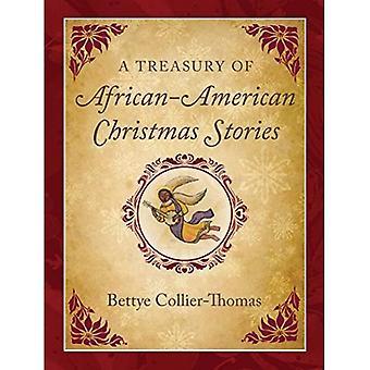 En skattkammare av African American Christmas berättelser