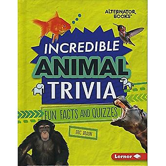 Incredible Animal Trivia: Fun Facts and Quizzes (Trivia Time!)