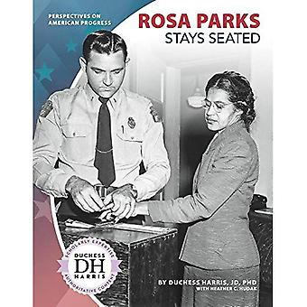 Rosa Parks Stays Seated (Perspectives on American Progress)