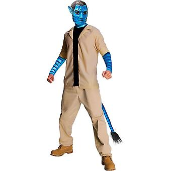Jake Sully Costume - Adult Avatar Costume Male