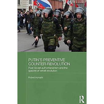 Contra-evolução preventiva de Putins pela Horvath & Robert La Trobe University & Australia