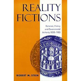 Reality Fictions-Romantik-Geschichte-und Regierungsbehörde-10