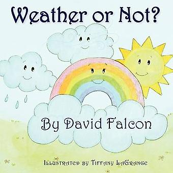 Weather or Not? by David Falcon - Tiffany Lagrange - 9781936051243 Bo
