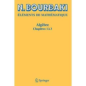 Algebre - Chapitre 9 by N Bourbaki - 9783540353386 Book