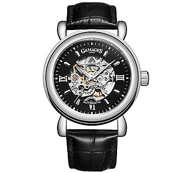 Gamages Of London Limited Edition Skeleton Automatic Watch