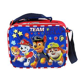 Borsa da pranzo - Paw Patrol - Team Paw Kit Case Nuovo 009168