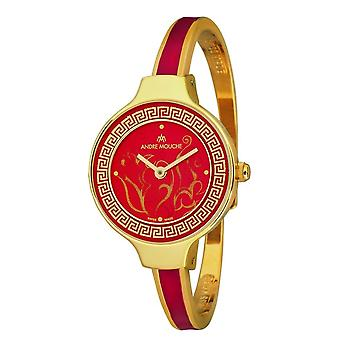 Andre Mouche - Wristwatch - Ladies - ATHENA - 412-16101