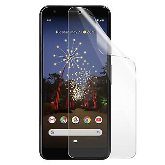 Google Pixel 3A Films Ultra-mince Transparent Flexible Screen Protector