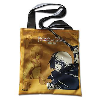 Tote Bag - Attack on Titan - New Yellow Armin Anime Licensed ge82275