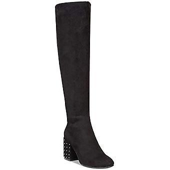 Bar III Damen Daphnef Geschlossener Toe Mid-Calf Fashion Stiefel