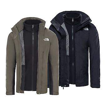 The North Face Mens Evolution II 3 in 1 Jacket