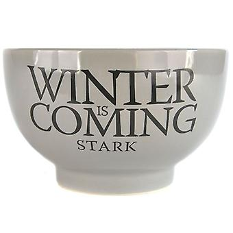 Stark Game of Thrones Bowl