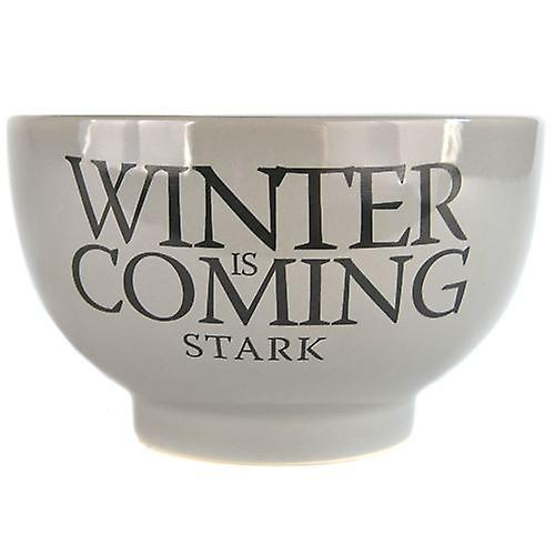 Stark Game of Thrones Bowl