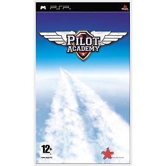 Pilot Academy (PSP)-nytt