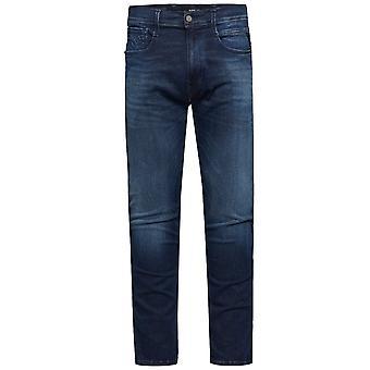 Replay Hyperflex Cloud jeans blå