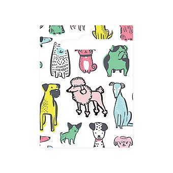 Ohh Deer Dog Enamel Pin